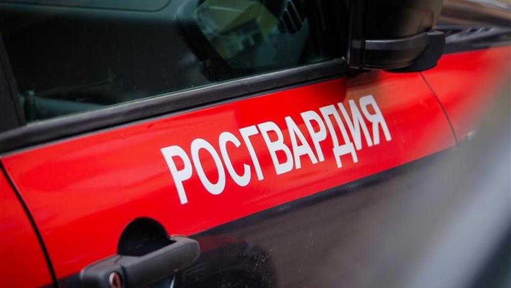 В Брянске силовики на случай беспорядков взяли под охрану Круглый сквер