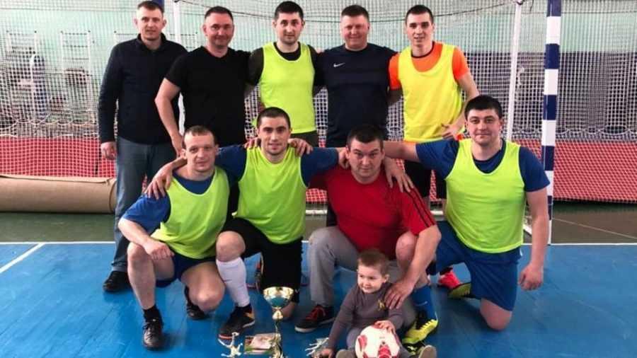 В Брянске команда Росгвардии выиграла турнир по мини-футболу