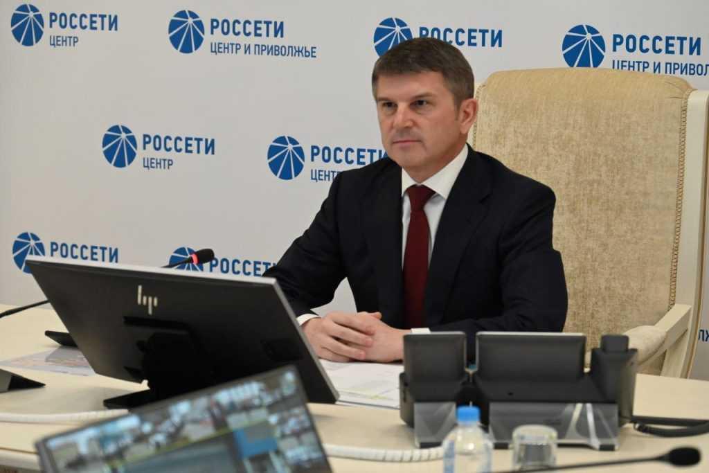 Игорь Маковский дал старт автопробегу «Энергетики — Великой Победе»