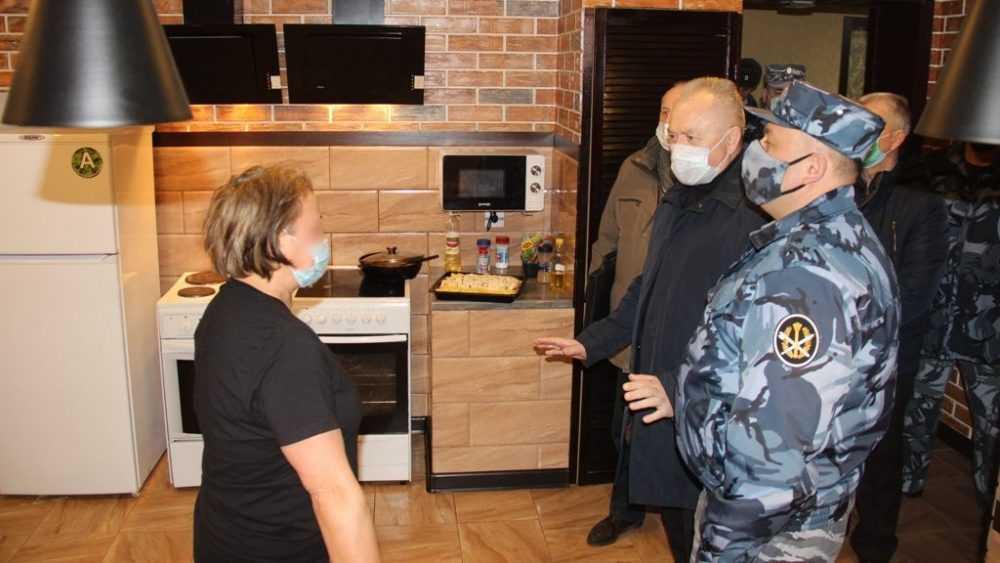 Правозащитники проверили соблюдение прав осужденных в ИК-5