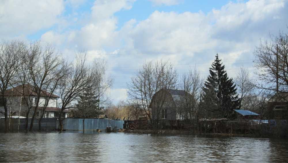 В Брянской области в реках Десна и Болва снизился уровень воды