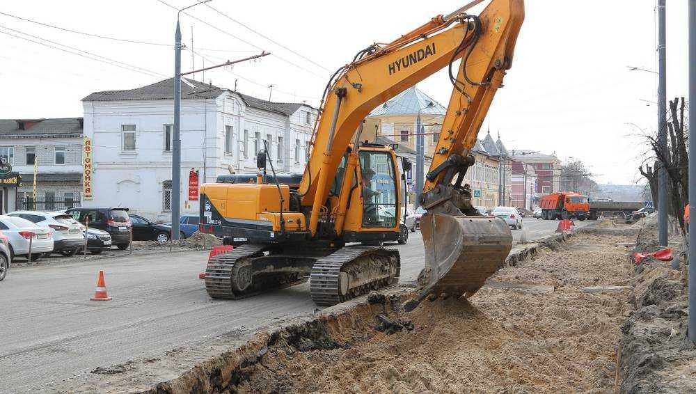 В Брянске начался капитальный ремонт 19 дорог