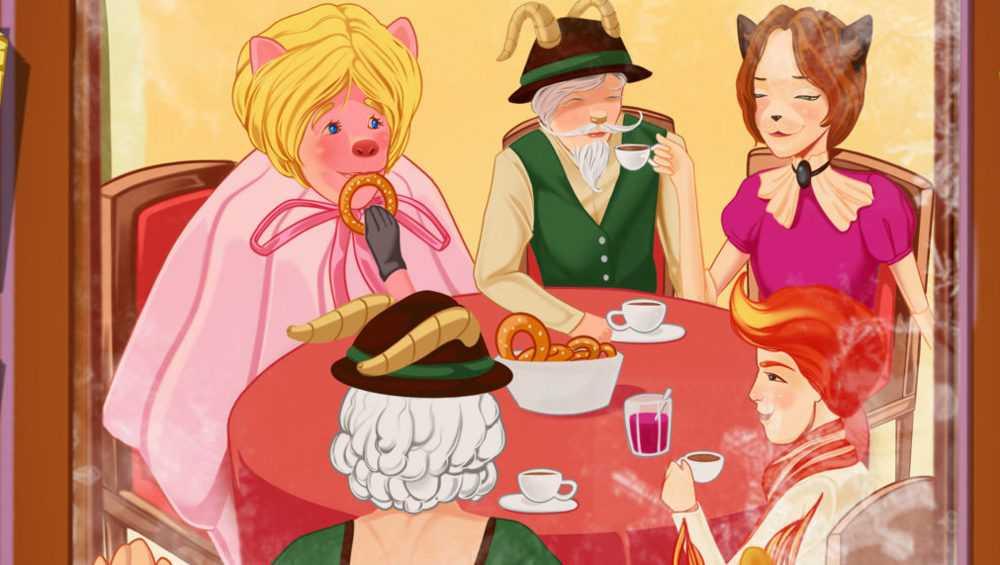 Брянские артисты представят мюзикл «Кошкин дом»