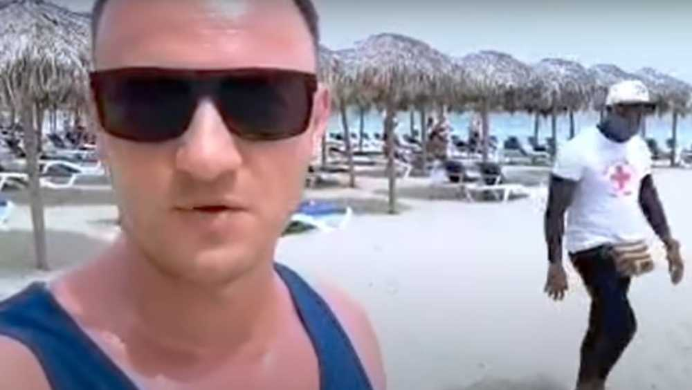 Первый канал рассказал о злоключениях жителя Брянска на Кубе