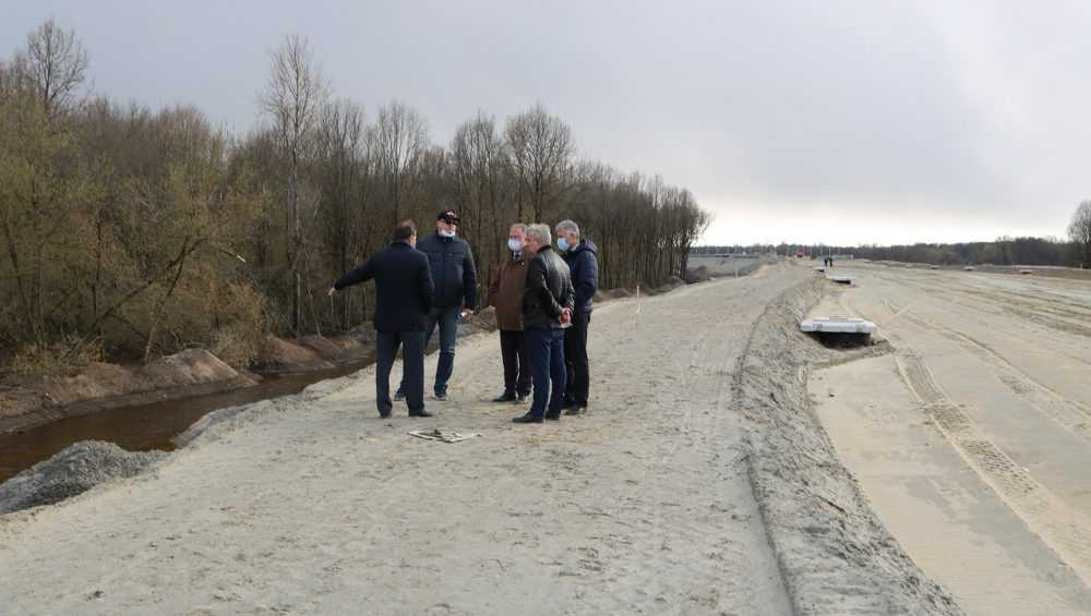 В Брянске пообещали сделать подъезд к дачам от новой дороги к вокзалу
