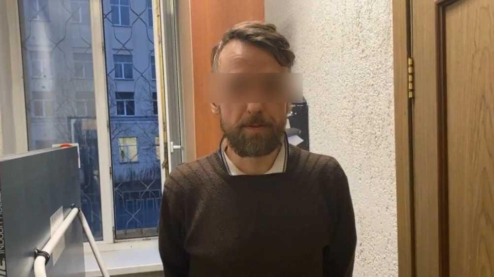 В Петербурге задержали обманувшего брянцев телефонного мошенника