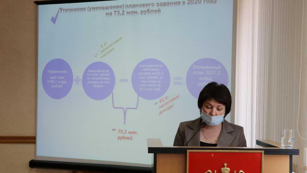 На каждого жителя Брянска повесили по 5485 рублей долга