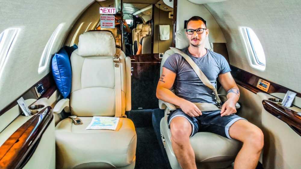 Самолеты для частных перелетов