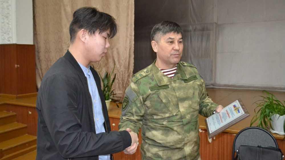 Путин назначил начальника управления Росгвардии по Брянской области