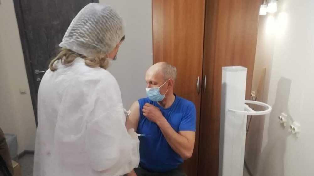 Прививочные пункты в брянских торговых центрах будут работать ежедневно