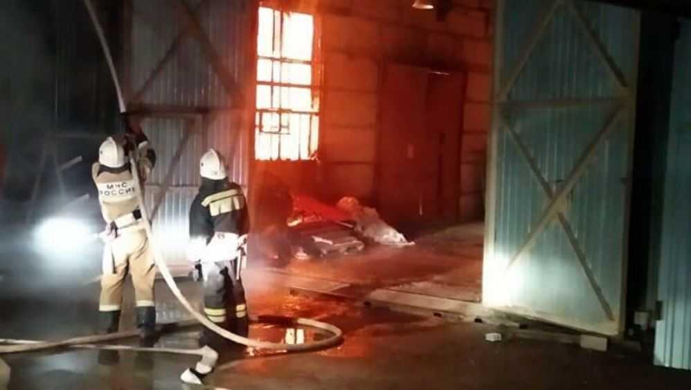 В Унече инженера завода осудят за уничтоживший оборудование пожар