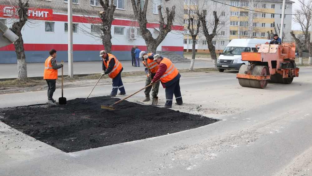 В Брянcке отремонтировали значительную часть Речной улицы