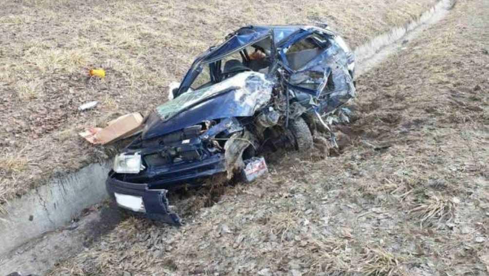 Брянцы обратились к очевидцам столкновения Hyundai и ВАЗ на трассе