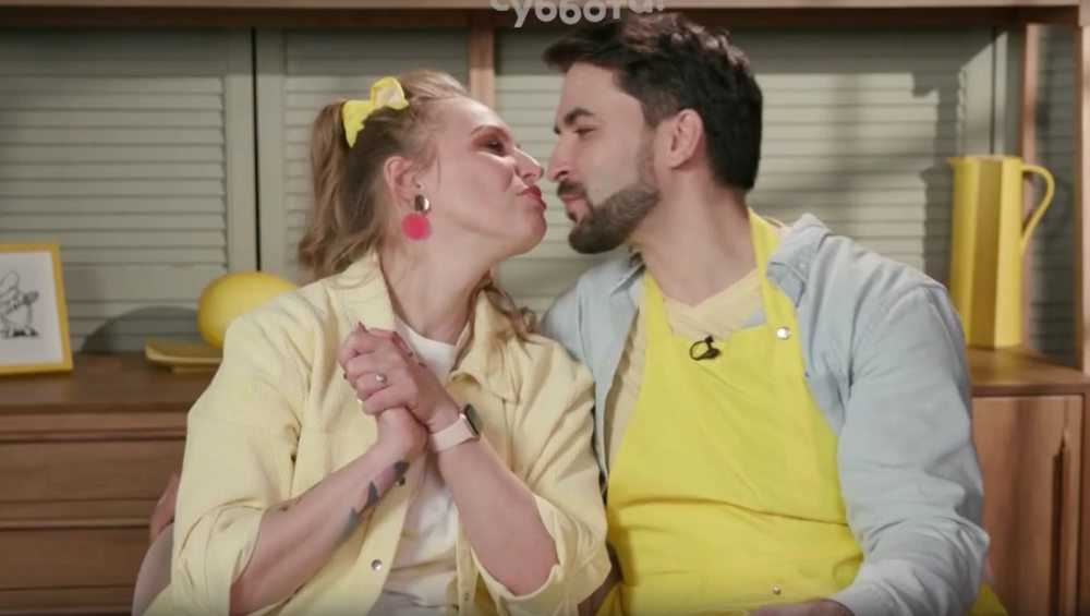 Брянская пара снялась в кулинарном телешоу «Моя жена рулит»