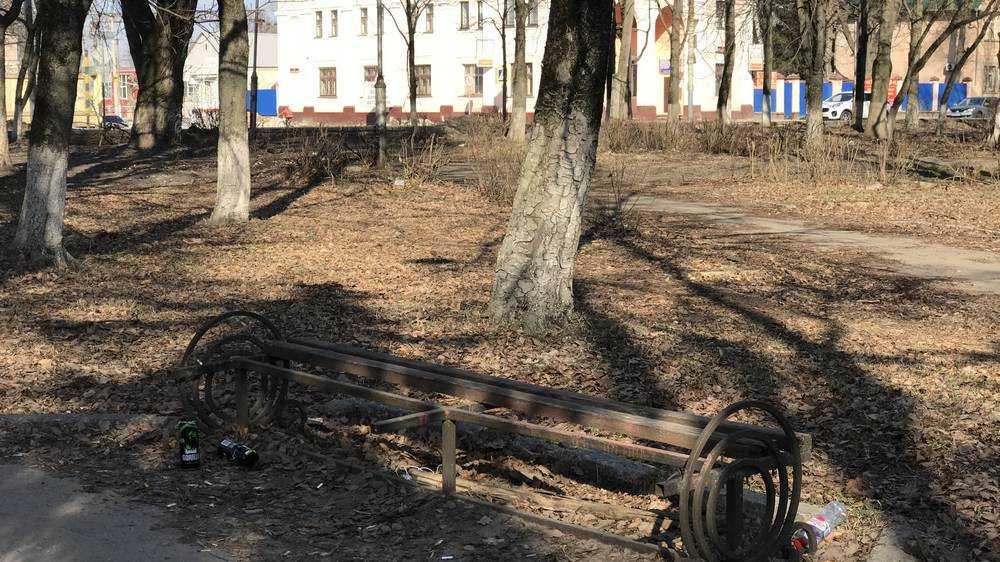 В Брянске мерзость запустения стала символом социализма на улице Ульянова