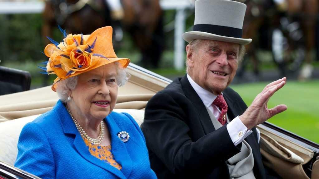 Ушел из жизни супруг британской королевы Елизаветы II