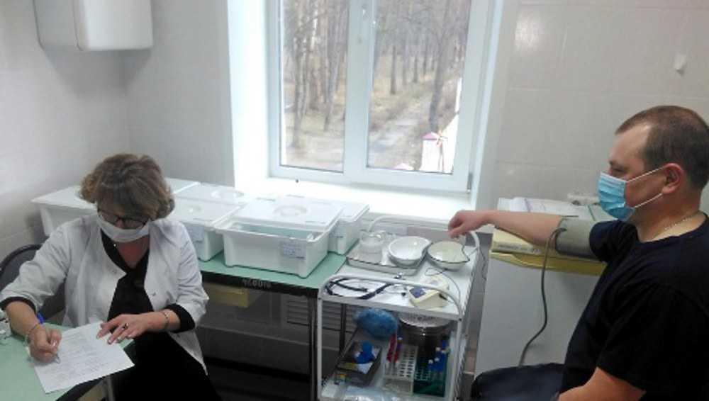 В Брянской области более 300 осужденных сделали прививки от коронавируса