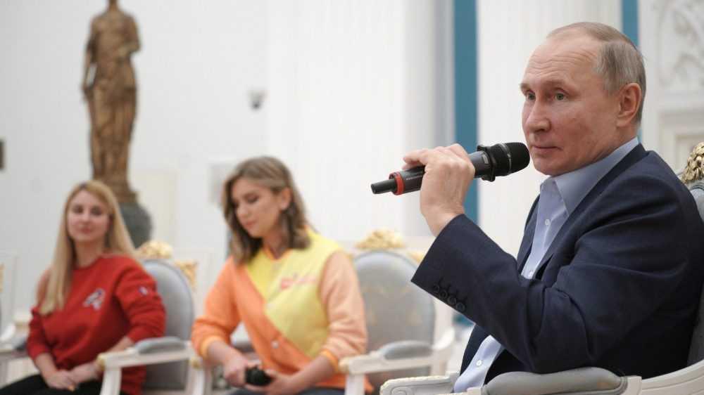 Британское издание рассказало о «третьей дочери» Путина