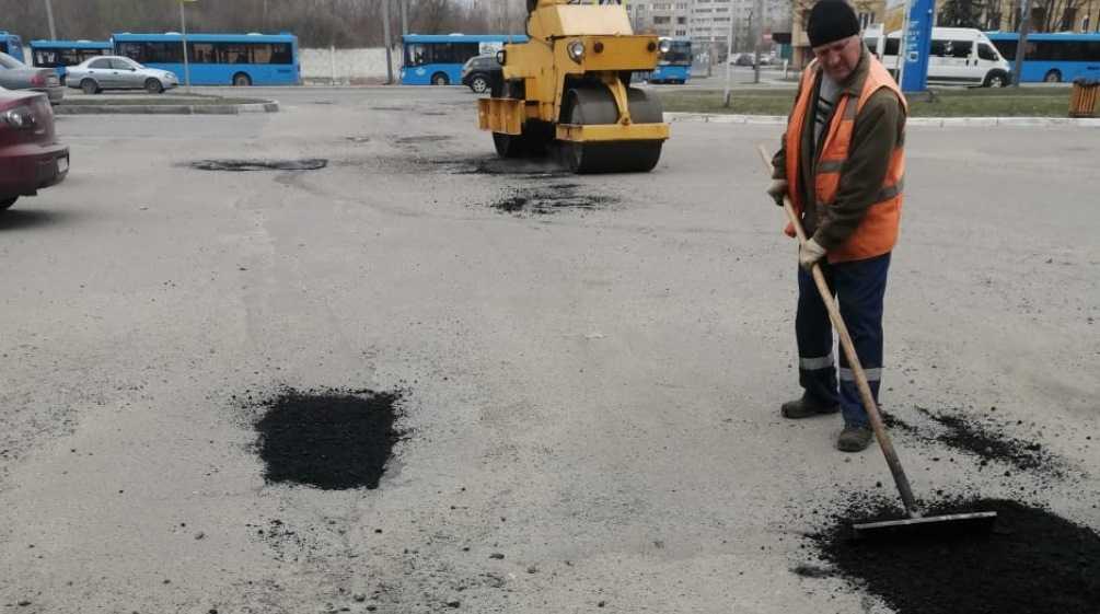 В Брянске победили ямы на улицах Красноармейской и Белорусской