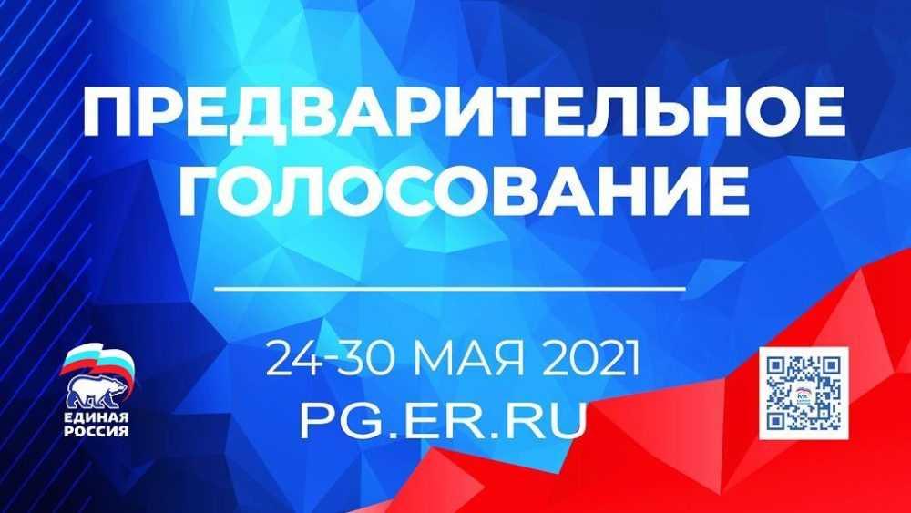 В Брянске подвели итоги предварительного голосования «Единой России»