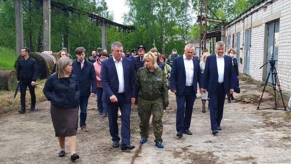 В Брянске на месте концлагеря «Дулаг-142» начались поисковые работы