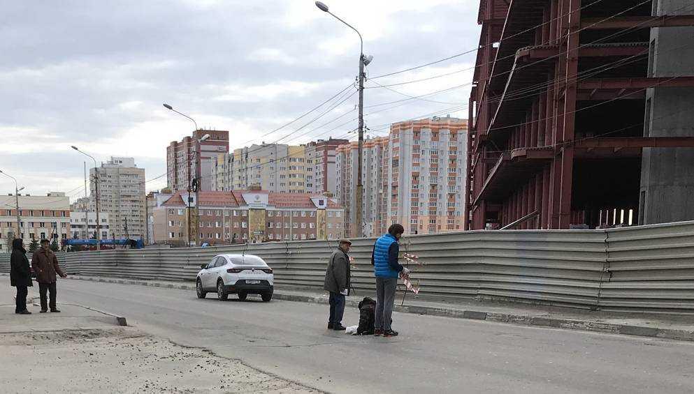 Строительство колодцев посреди дорог стало проклятием Брянска