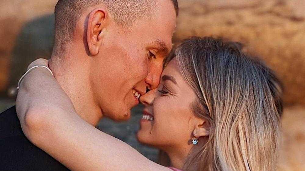 Жена брянского лыжника Александра Большунова опубликовала свадебное видео