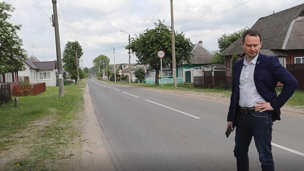 Разруха на улице Карла Маркса в брянском поселке Старь ужаснула «фронтовиков»