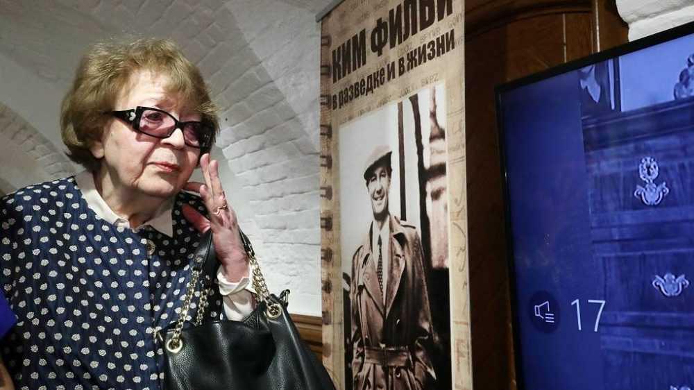 Брянская журналистка сообщила о смерти вдовы легендарного разведчика