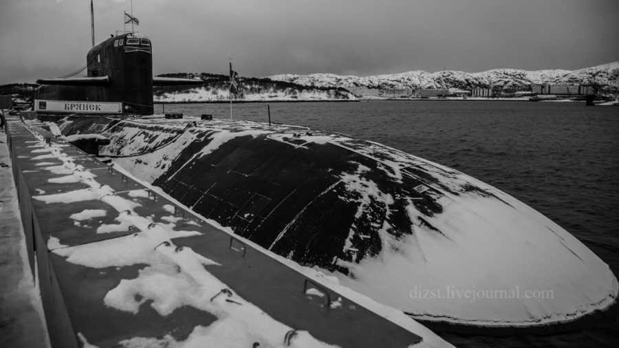 Подводную лодку «Брянск» спишут до 2030 года