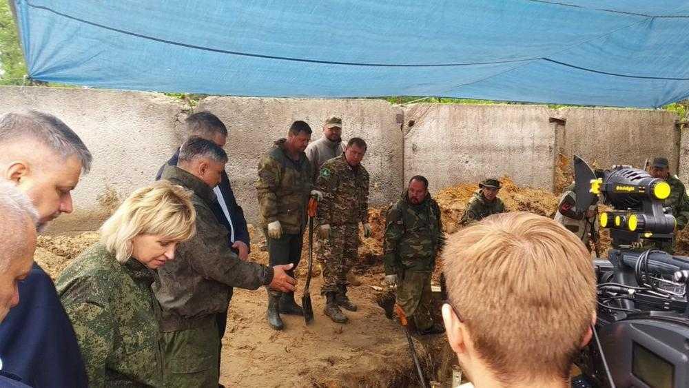Телеканал «Россия 24» рассказал, почему скрывали трагедию брянского концлагеря
