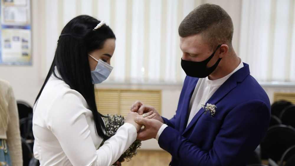 В брянском СИЗО № 1 прошла церемония бракосочетания осуждённого