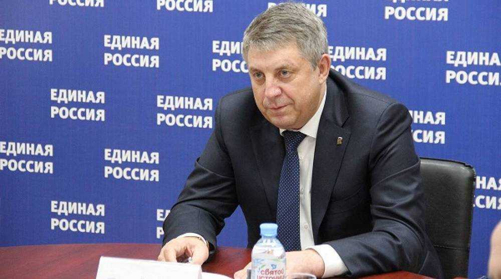 Брянский губернатор Богомаз возглавил группу № 32 на выборах в Госдуму
