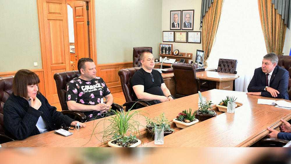 Ведущая «Формулы еды» Сесиль Плеже призналась в любви к Брянскому краю
