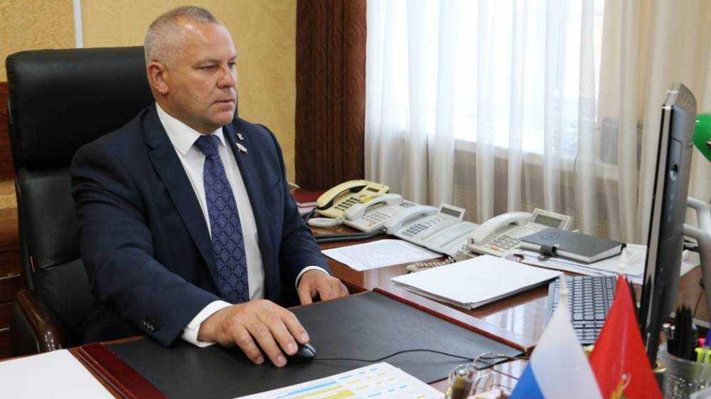 Валентин Суббот принял участие в предварительном голосовании «Единой России»