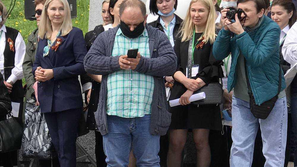 В Брянске журналист Чернов пожаловался, что ему не дали «халявное эскимо»