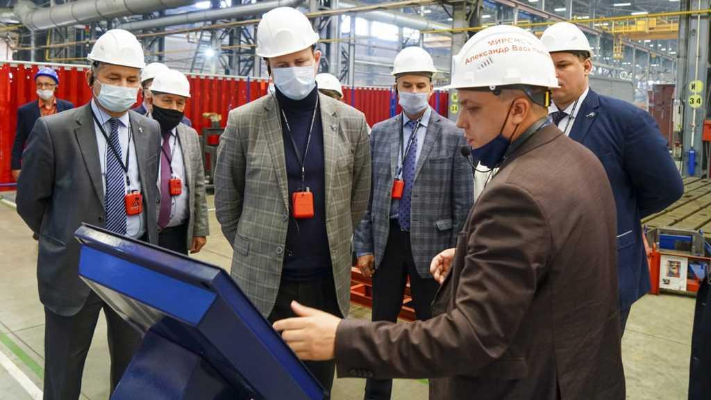 БМЗ и БАЗ делятся опытом развития производственной системы