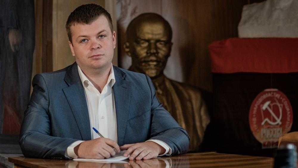 «Единая Россия» выдвинула брянского коммуниста Воробьева на выборах в облдуму