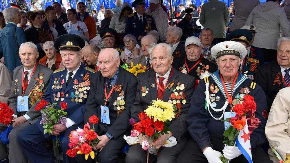 Старейшему брянскому участнику Великой Отечественной войны идет 105 год