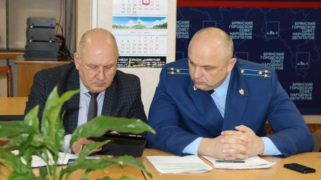 Бывший прокурор Брянска Сергей Котов возглавит прокуратуру в Архангельске