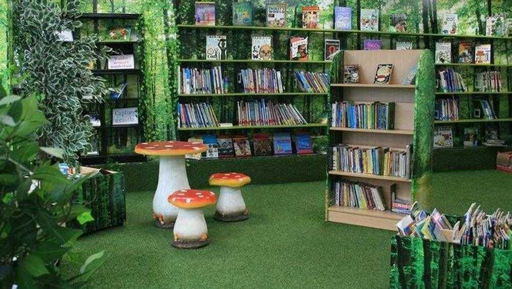 В Бордовичах сделали первую модельную «Зеленую библиотеку» в Брянске