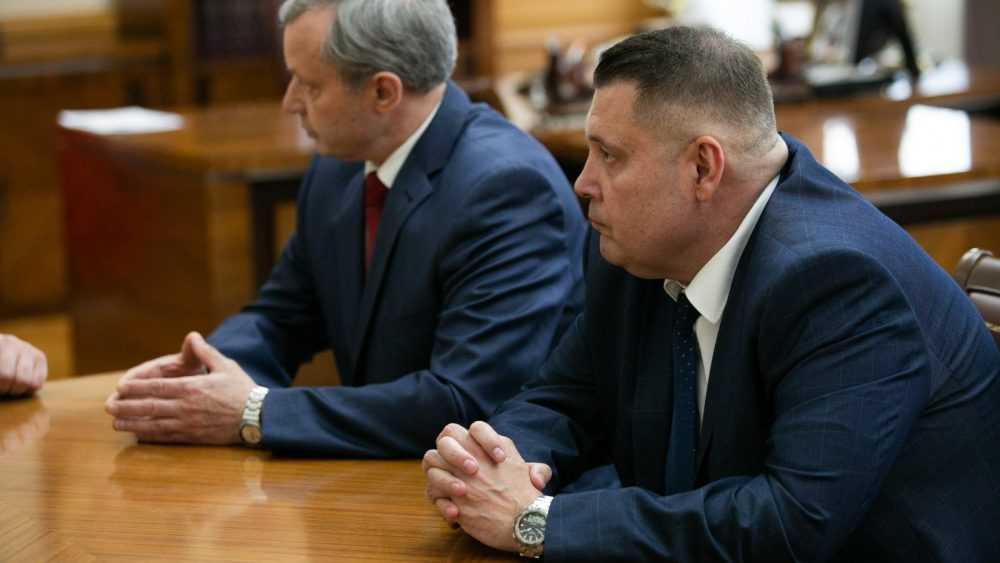Бывший сотрудник брянского УФСБ стал главным пограничником в Оренбурге