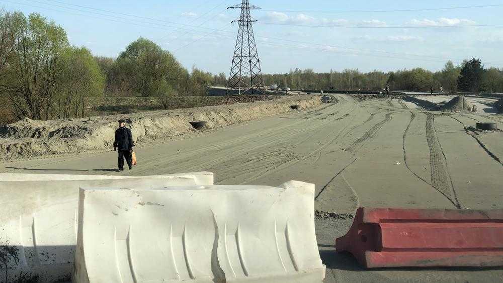 Строители объездной дороги развернули новый фронт работ у вокзала Брянск-I