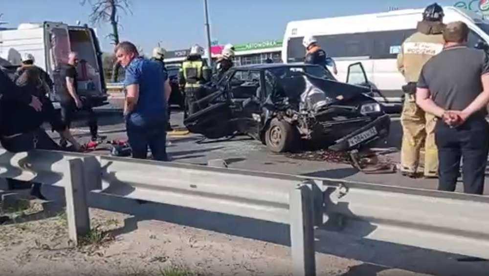В Брянске сообщили о пострадавших в ДТП возле Путевки