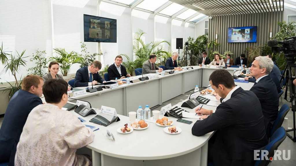 Инициативы «Единой России» по поддержке бизнеса войдут впрограмму партии на выборах вГД