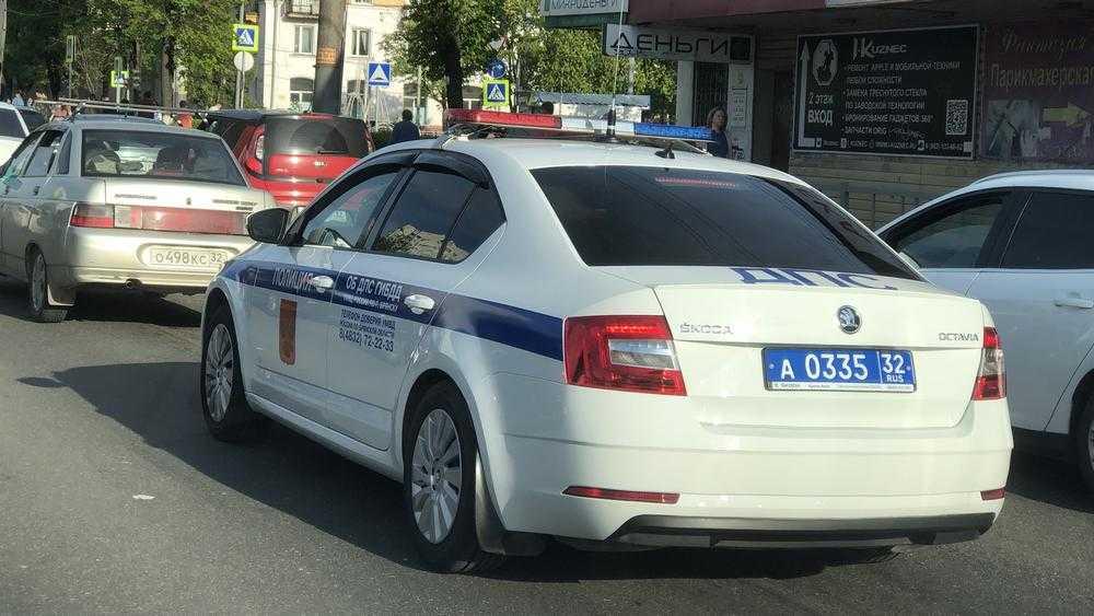 В Брянской области в праздничные дни ГИБДД будет выявлять пьяных водителей