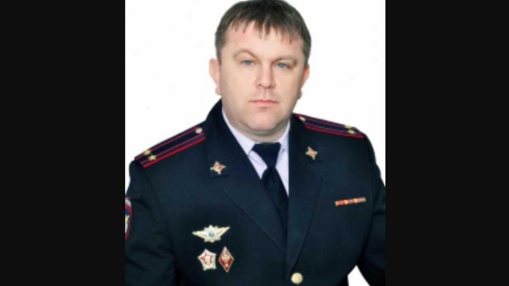 В Новозыбкове Брянской области отдел полиции возглавил Александр Голутво