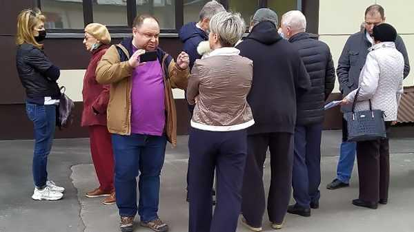 В Брянске заместитель мэра Холина пожаловалась в полицию на журналиста Чернова