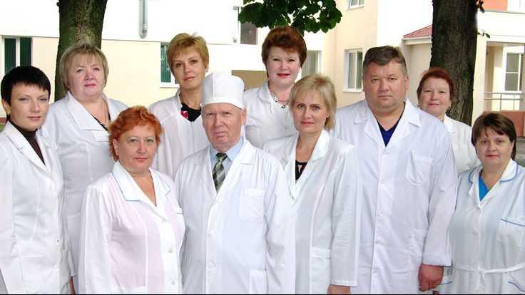 Брянскому врачу Леониду Базевичу присвоили звание «Заслуженный врач России»