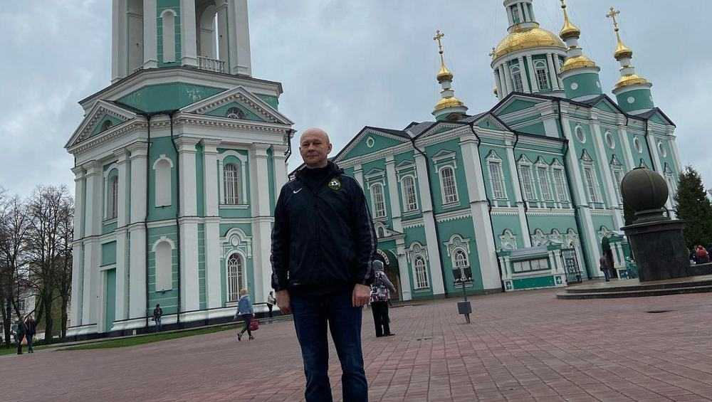 Бывший замгубернатора Брянской области Коробко будет работать в Тамбове
